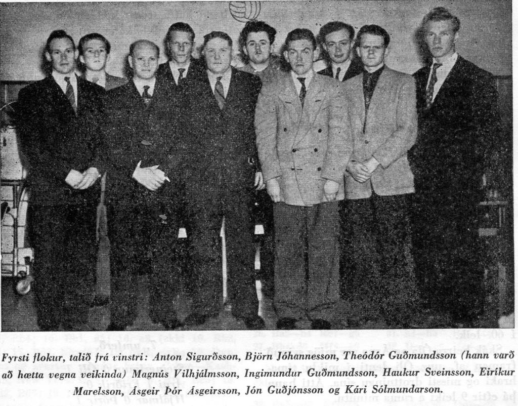 1949 Haustmót TR - Meistaraflokkur (5)