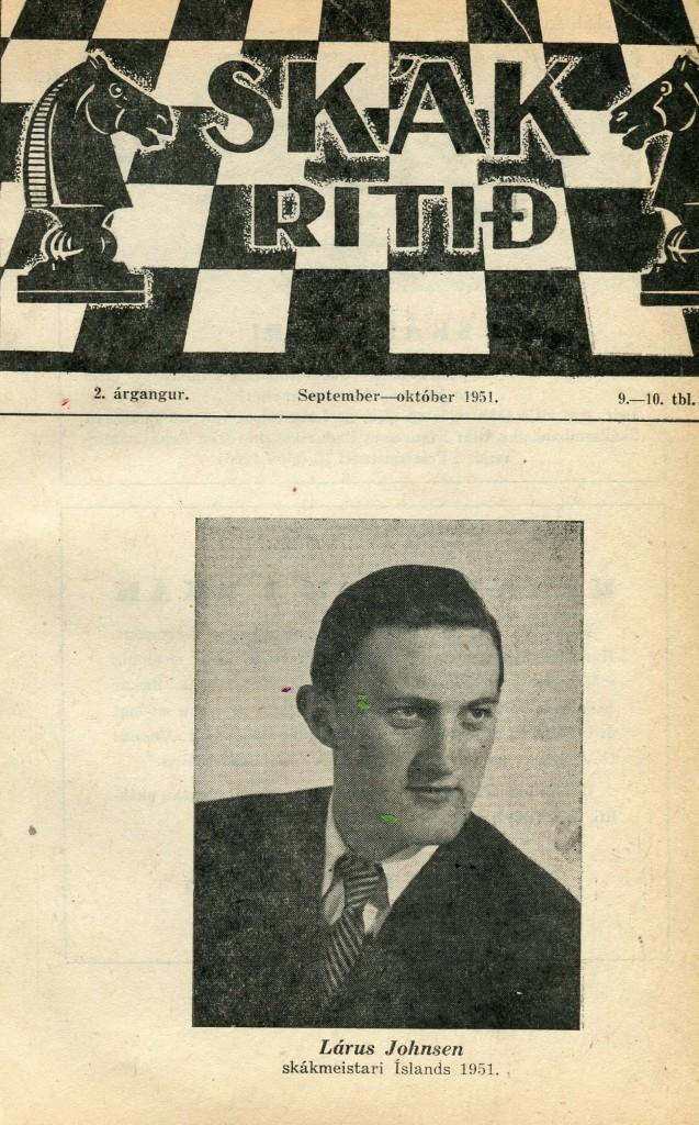 1951 Lárus Johnsen