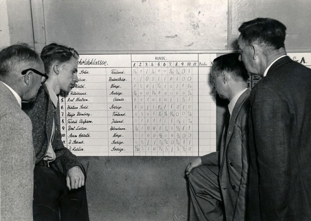 1953 Norðurlandamótið 2