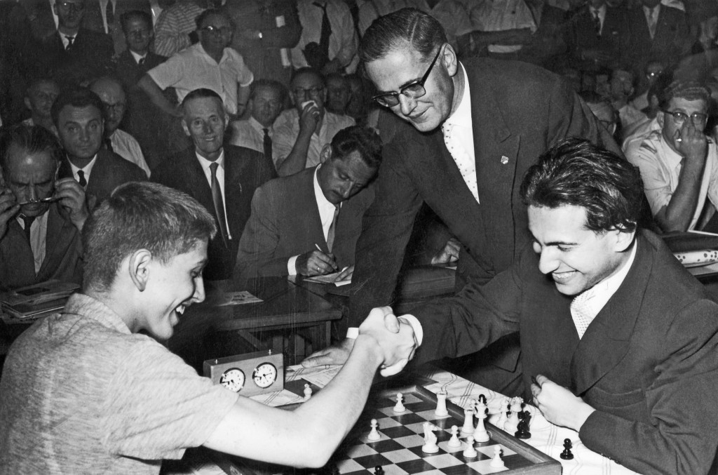 1959 Fischer og Tal í Zurich