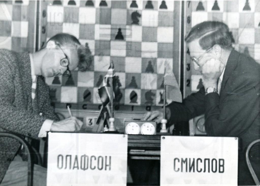 1959 Friðrik - Smyslov