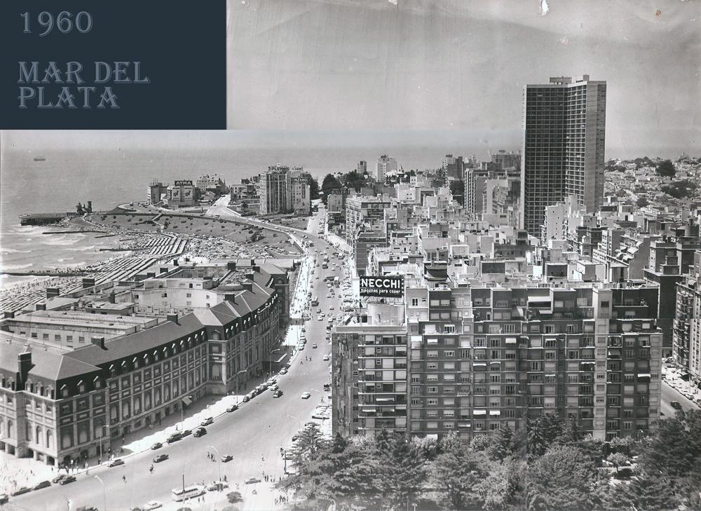 1960 Mar del Plata - ljósmynd