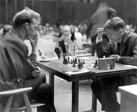 1961 Friðrik og Fischer í Bled