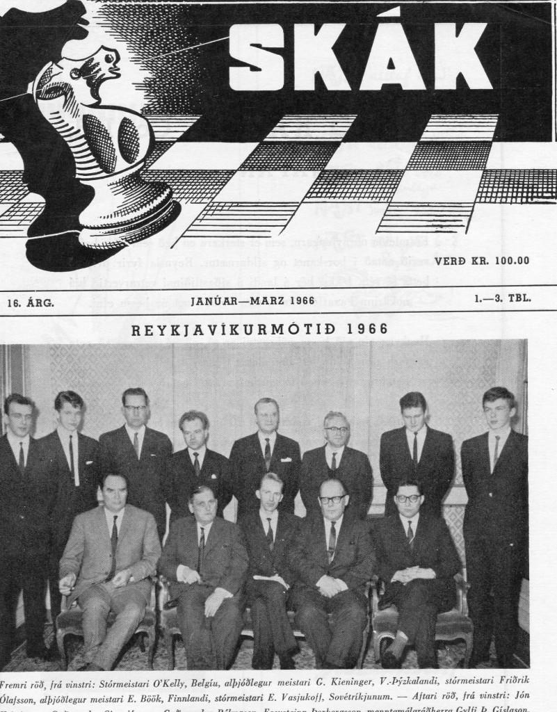 1966 Reykjavíkurmótið