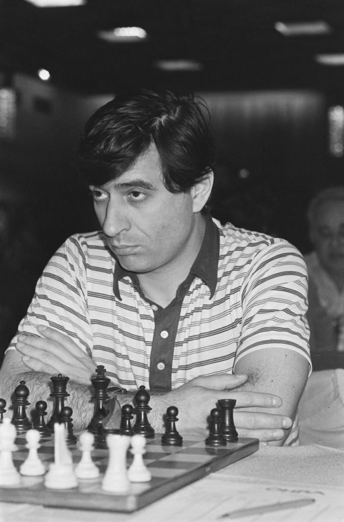 1974 Las Palmas - Ljubojevic