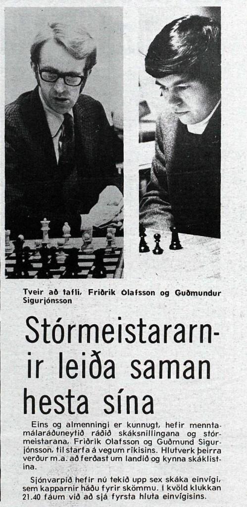 1976 Sjónvarpseinvígi