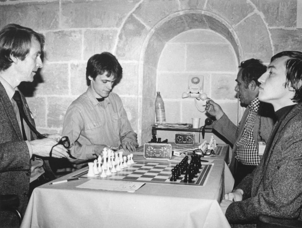 1980 Ólympíumót Friðrik Karpov