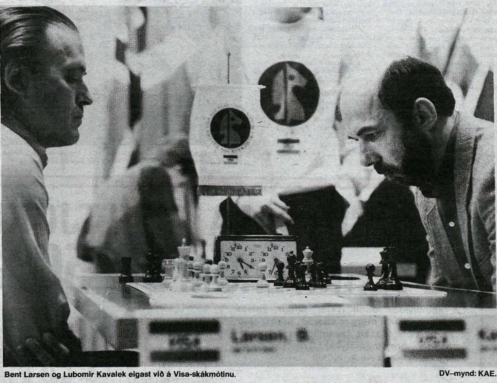 1986 Norðurlönd vs USA