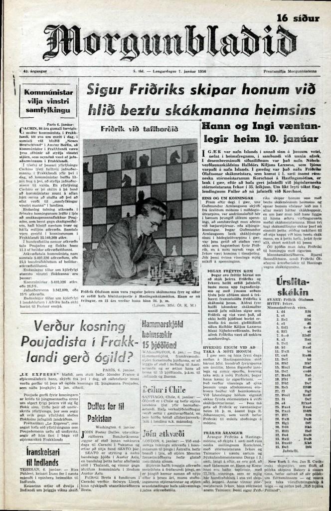 1956 Hastings