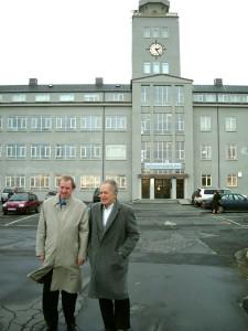 Sömandsskolen i Reykjavik revisited