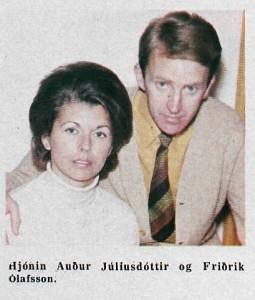 Friðrik og Auður
