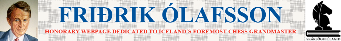 Skáksögufélagið - The Icelandic Chess Heritage Society
