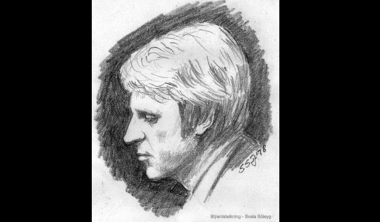 blyantsteikning-Svala Soleyg
